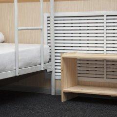 Хостел Зебра Кровать в общем номере двухъярусные кровати фото 8