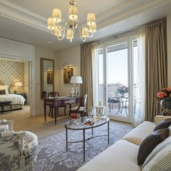 Palazzo Parigi Hotel & Grand Spa Milano 5* Люкс повышенной комфортности с двуспальной кроватью фото 2