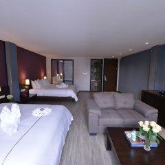 Hanoi Emerald Waters Hotel Trendy 3* Семейный люкс с двуспальной кроватью фото 5