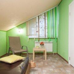 Мини-отель Бархат Улучшенный люкс с различными типами кроватей фото 3