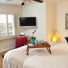 Отель The Eagle Inn 3* Стандартный номер с различными типами кроватей фото 21