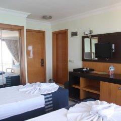 Yali Hotel 3* Стандартный номер с двуспальной кроватью фото 3