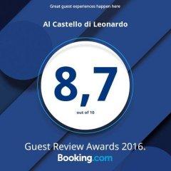 Отель Al Castello di Leonardo Капральба детские мероприятия фото 2