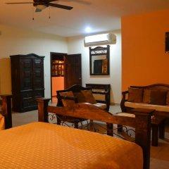 Hotel & Spa Copan Colonial Копан-Руинас комната для гостей фото 3