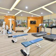 Апартаменты New Harbour Service Apartments фитнесс-зал