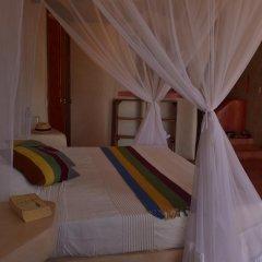 Отель Posada del Sol Tulum 3* Улучшенный номер с различными типами кроватей фото 16
