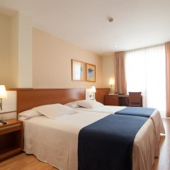 Отель Sorolla Centro 3* Стандартный номер с двуспальной кроватью фото 11