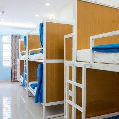 The Luci's House - Hostel Кровать в общем номере с двухъярусной кроватью фото 7