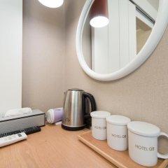 Hotel QB Seoul Dongdaemun 2* Стандартный номер с различными типами кроватей фото 4