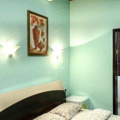 Гостиница Paradise Garden Студия разные типы кроватей фото 6