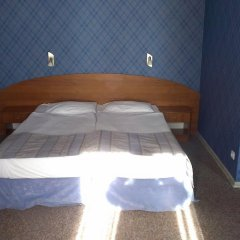 Hotel Lazuren Briag 3* Стандартный номер с двуспальной кроватью фото 35