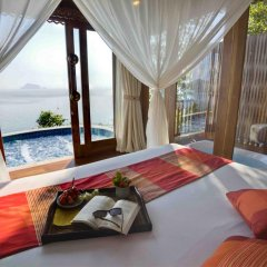 Отель Santhiya Koh Yao Yai Resort & Spa 5* Вилла с различными типами кроватей фото 3