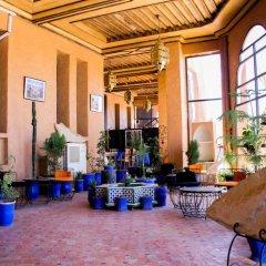Отель La Perle du Sud Марокко, Уарзазат - отзывы, цены и фото номеров - забронировать отель La Perle du Sud онлайн фото 2