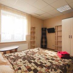 Гостиница Аврора Улучшенная студия с различными типами кроватей фото 25