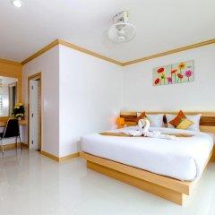 Отель Phusita House 3 2* Улучшенный номер с различными типами кроватей фото 9