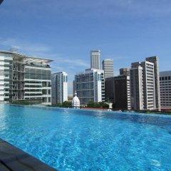 Отель Mercure Singapore Bugis Сингапур, Сингапур - 1 отзыв об отеле, цены и фото номеров - забронировать отель Mercure Singapore Bugis онлайн бассейн