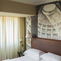 Отель Starhotels Michelangelo 4* Стандартный номер с различными типами кроватей фото 13