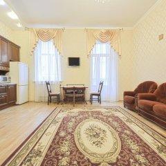 Апартаменты Olga Apartments on Khreschatyk комната для гостей фото 2