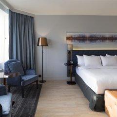 Отель Hilton Helsinki Strand 4* Улучшенный люкс с различными типами кроватей фото 4