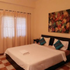 Patong Peace Hostel Стандартный номер с различными типами кроватей фото 7