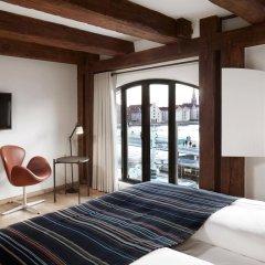 71 Nyhavn Hotel 5* Представительский номер с двуспальной кроватью фото 11