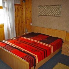 Гостиница Pansionat Zaruchevie Стандартный номер двуспальная кровать