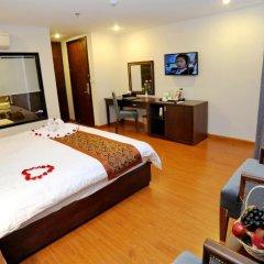 Hanoi Golden Hotel 3* Номер Делюкс с различными типами кроватей фото 8