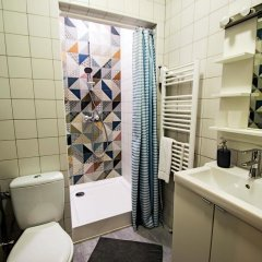 Отель Rich Ruterra 2BDR Loft ванная