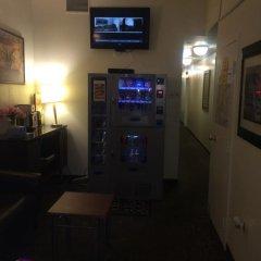 DC International Hostel 1 Кровать в общем номере с двухъярусной кроватью фото 9