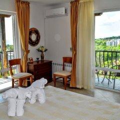 Отель Villa Gioia del Sole Болгария, Балчик - отзывы, цены и фото номеров - забронировать отель Villa Gioia del Sole онлайн комната для гостей фото 4