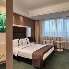 Отель Holiday Inn Belgrade 4* Стандартный номер с различными типами кроватей фото 3