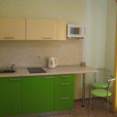 Апартаменты КвартХаус на Революционной Студия с двуспальной кроватью фото 2