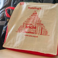 Glasgow Youth Hostel ванная
