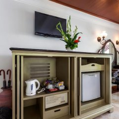 Отель Thavorn Beach Village Resort & Spa Phuket 4* Улучшенный номер разные типы кроватей фото 4
