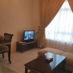 Отель Al Hayat Hotel Apartments ОАЭ, Шарджа - отзывы, цены и фото номеров - забронировать отель Al Hayat Hotel Apartments онлайн удобства в номере