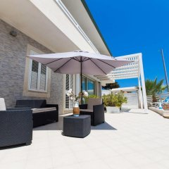 Отель Villa Amateia Сиракуза бассейн фото 2
