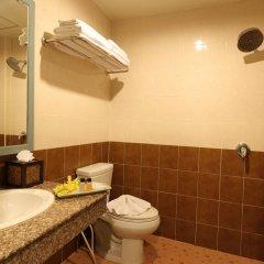 Ansino Bukit Hotel 3* Улучшенный номер двуспальная кровать фото 16