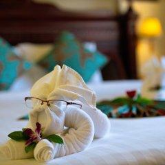 Отель Agribank Hoi An Beach Resort 3* Вилла с различными типами кроватей фото 22