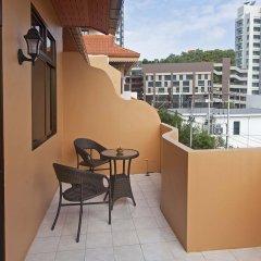 Pattaya Garden Apartments Boutique Hotel 3* Номер Делюкс с различными типами кроватей фото 6