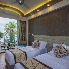 Отель Vista Beach Retreat Мальдивы, Мале - отзывы, цены и фото номеров - забронировать отель Vista Beach Retreat онлайн комната для гостей фото 5