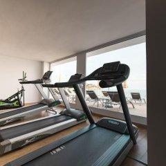 Sentido Punta del Mar Hotel & Spa - Только для взрослых фитнесс-зал фото 3