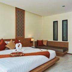 Отель Ananta Burin Resort 4* Улучшенный номер с различными типами кроватей фото 10