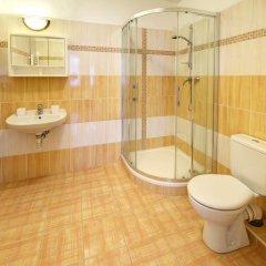 Отель Paderewski Чехия, Карловы Вары - отзывы, цены и фото номеров - забронировать отель Paderewski онлайн ванная фото 2