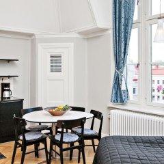 Отель Avenue A1 Улучшенные апартаменты с различными типами кроватей фото 33