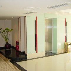 Отель Jiangyue Hotel - Guangzhou Китай, Гуанчжоу - отзывы, цены и фото номеров - забронировать отель Jiangyue Hotel - Guangzhou онлайн интерьер отеля фото 2