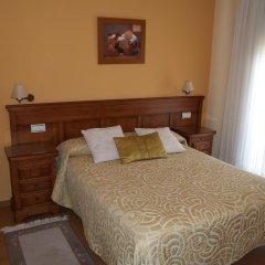 Отель Las Torres Испания, Арнуэро - отзывы, цены и фото номеров - забронировать отель Las Torres онлайн комната для гостей фото 2