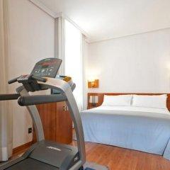 Отель Tryp Madrid Atocha Hotel Испания, Мадрид - 8 отзывов об отеле, цены и фото номеров - забронировать отель Tryp Madrid Atocha Hotel онлайн фитнесс-зал фото 4