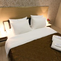 Гостиница Эден 3* Стандартный номер с двуспальной кроватью фото 6