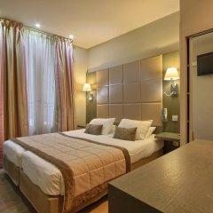 Отель Hôtel Villa Margaux 3* Стандартный номер с двуспальной кроватью фото 2