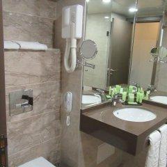 Отель Interhotel Cherno More 4* Стандартный номер с различными типами кроватей фото 5